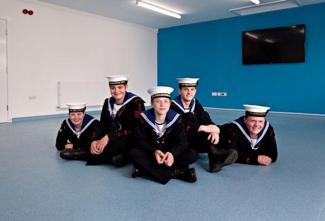 The Cadet Centre Case Study Polyflor